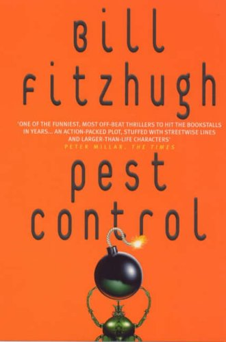 9780099785316: Pest Control