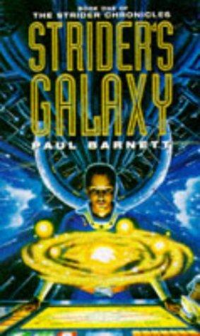 9780099791218: Strider's Galaxy (Strider Chronicles Book 1)