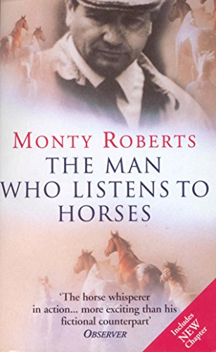 9780099794615: The Man Who Listens To Horses (Roman)
