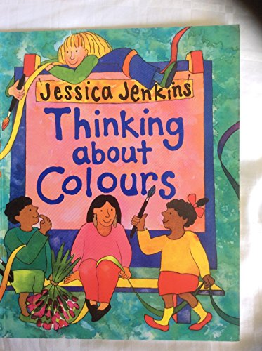 9780099795803: Thinking About Colours (Red Fox Picture Books)