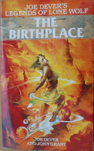 9780099798903: The Birthplace (Legends of Lone Wolf)