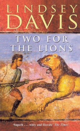 Two for the Lions: Lindsey Davis
