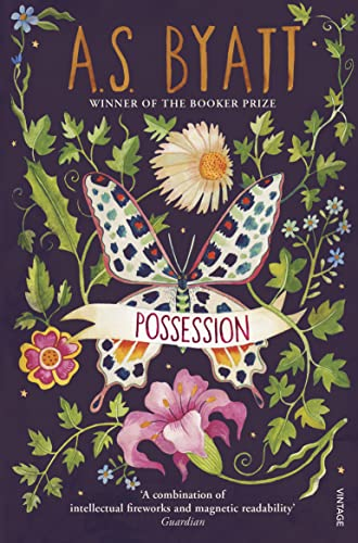 Possession - A Romance: Byatt, A S
