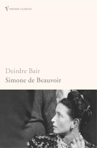 9780099800606: Simone de Beauvoir: A Biography (Vintage Lives)
