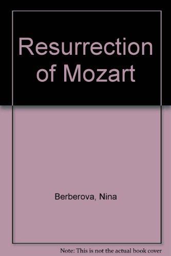 9780099800804: Resurrection of Mozart