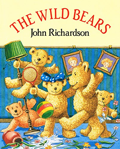 9780099809302: The Wild Bears (Red Fox picture books)