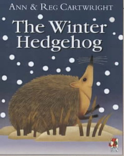 9780099809401: Winter Hedgehog (Red Fox Picture Books)
