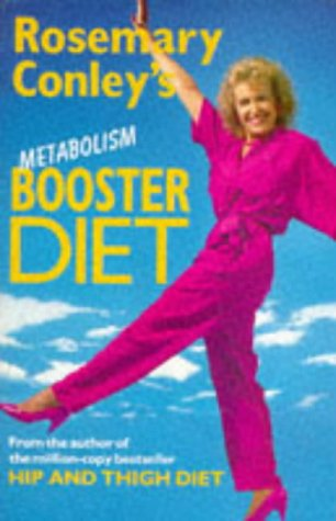 9780099809708: Rosemary Conley's Metabolism Booster Diet