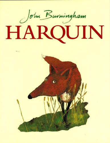 9780099825104: Harquin (Red Fox Picture Books)