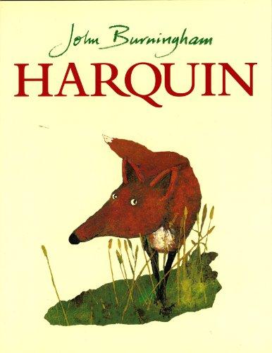 9780099825104: Harquin (Red Fox Picture Books)