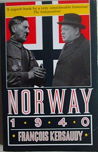 9780099834205: Norway, 1940