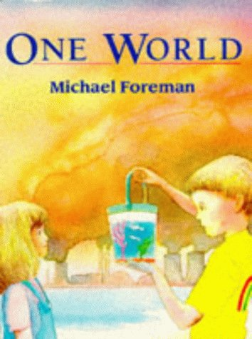 9780099834809: One World (Red Fox picture books)