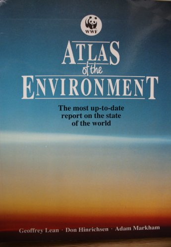 9780099846208: Atlas of the Environment