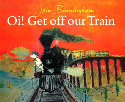 9780099853404: Oi! Get Off Our Train (Red Fox Picture Books)