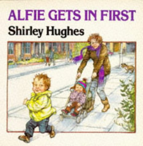 9780099855606: Alfie Gets in First (Red Fox picture books)
