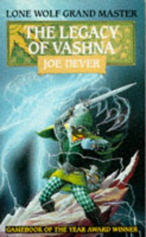 9780099860501: Legacy of Vashna : Legacy of Vashna (No. 16)