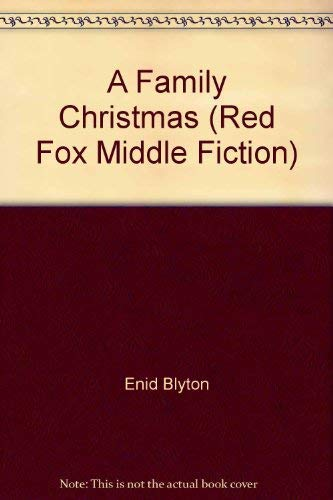 9780099878308: A Family Christmas (Red Fox Middle Fiction)
