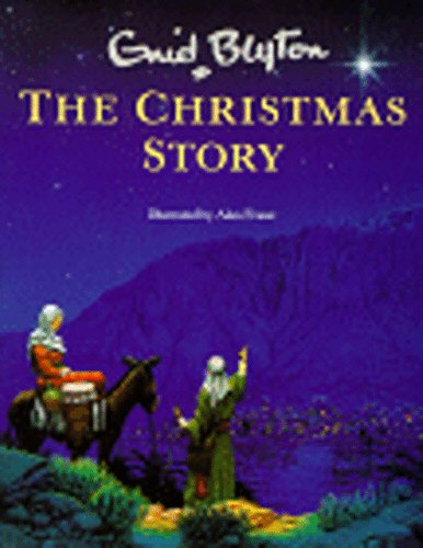 9780099878407: The Christmas Story (Red Fox picture books)