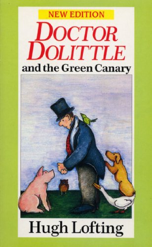9780099880905: Doctor Dolittle and the Green Canary