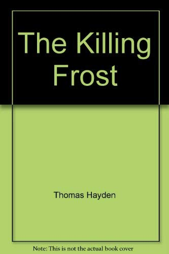 9780099886808: The Killing Frost