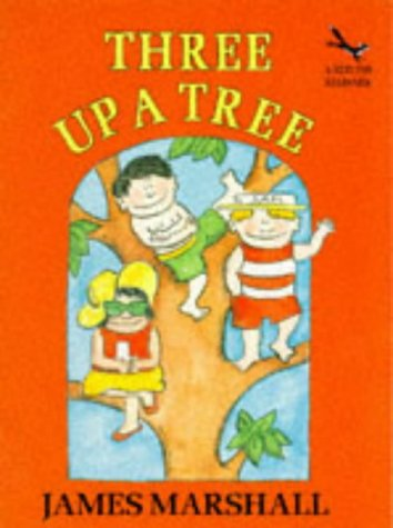 9780099887706: Three Up a Tree (Red Fox beginners)