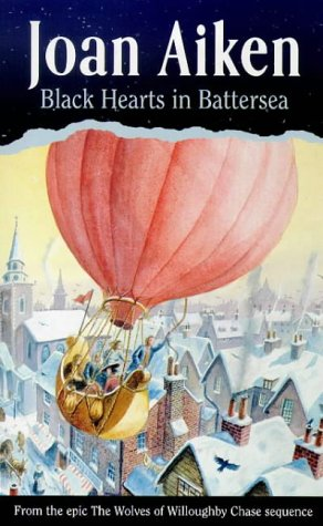 9780099888604: Black Hearts in Battersea (Red Fox Older Fiction)
