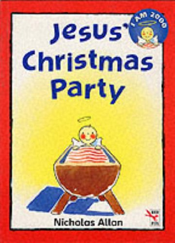 9780099891208: Jesus' Christmas Party (Red Fox picture books)