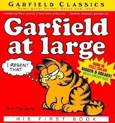 9780099894100: Garfield at Large