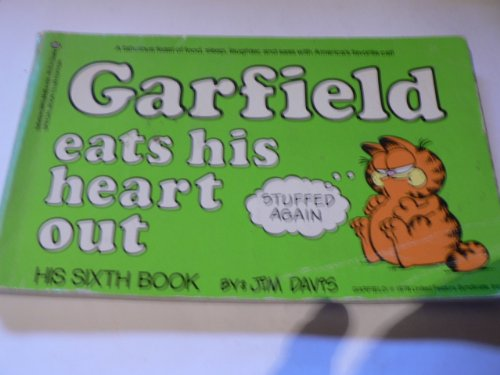 9780099894209: Garfield Eats His Heart out