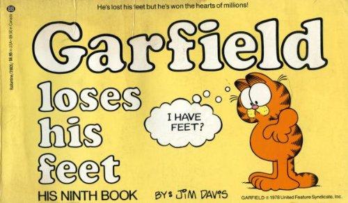 9780099894308: Garfield Loses His Feet-His Ninth Book