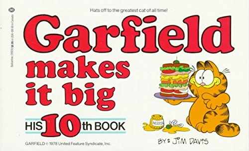 9780099894407: Garfield Makes It Big