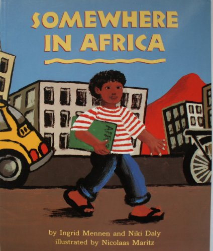 9780099898900: Somewhere in Africa (Red Fox Picture Books)