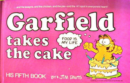 9780099906100: Garfield Takes the Cake