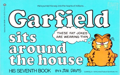 9780099906209: Garfield Sits around the House