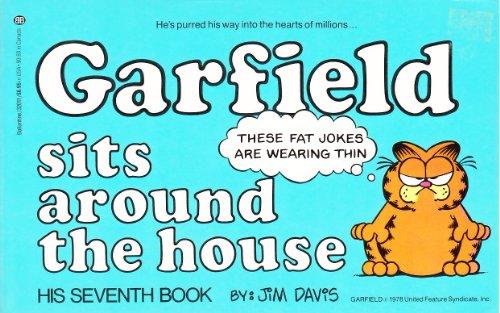 9780099906209: Garfield sits around the House