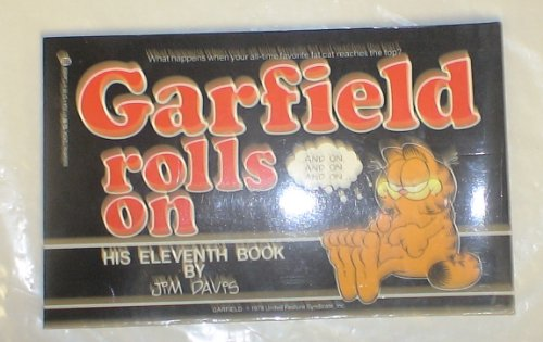 9780099906407: Garfield Rolls on