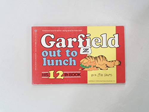 9780099906506: Garfield Out to Lunch