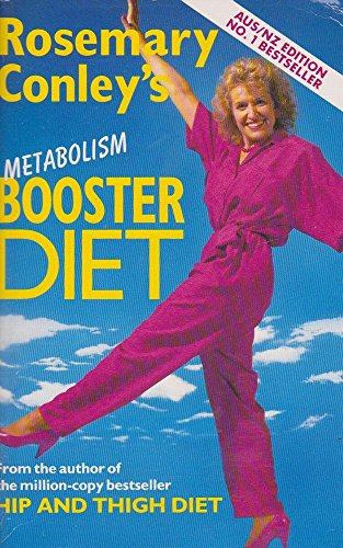 9780099911203: Rosemary Conley's Metabolism Booster Diet