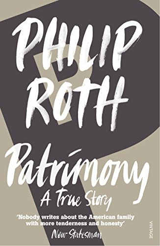 9780099914303: Patrimony: A True Story Pub: London: Vintage