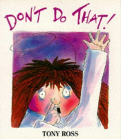 9780099917106: Don't Do That! (Red Fox Picture Books)