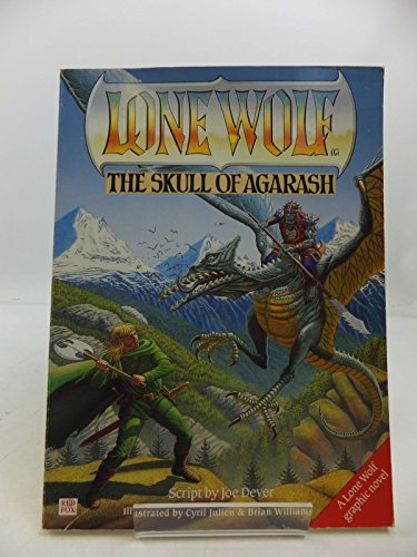 9780099926207: The Skull of Agarash (Lone Wolf Graphic Novels)
