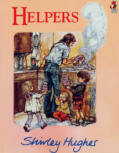 9780099926504: Helpers (Red Fox Picture Books)