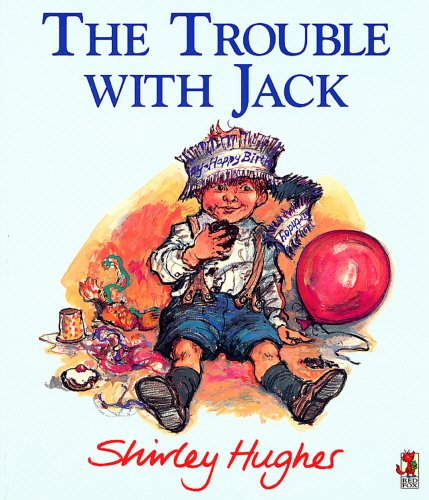 9780099927303: The Trouble with Jack (Red Fox Picture Books)