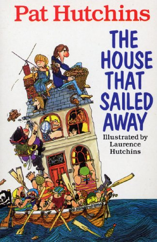 9780099932000: The House That Sailed Away (Red Fox Funny Stories)