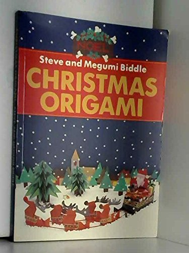 9780099933106: The Christmas Origami Book (Red Fox activity books)
