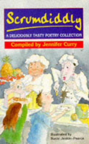 9780099951001: Scrumdiddly (Red Fox poetry books)