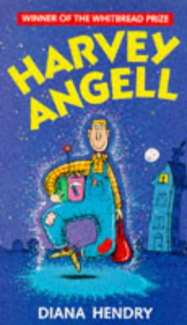9780099955801: Harvey Angell (Red Fox Middle Fiction)