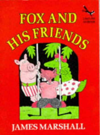 9780099956402: Fox and His Friends (Red Fox beginners)