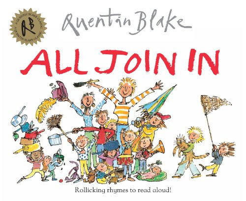 9780099964704: All Join in (Red Fox Picture Books)