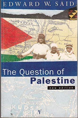 9780099967804: The Question of Palestine